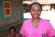 Fara Rakotoarison midwife in Madagascar