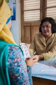In Depth Interview of Midwives in Kediri
